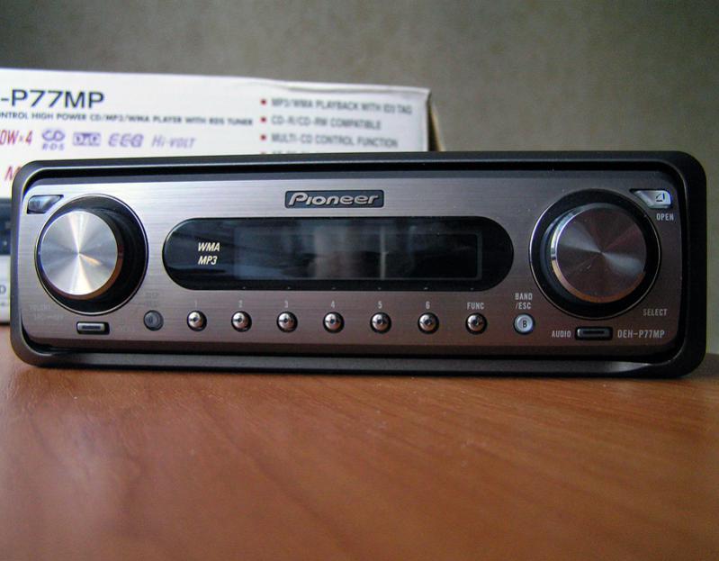 Pioneer P77MP
